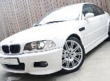 Photo Bmw m3 3.2 24v coupé / e46 *manuel gearbox * 2004