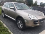 Photo Porsche cayenne essence 2004