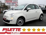 Photo Fiat 500 1.2i-69cv*1er prop*toit...