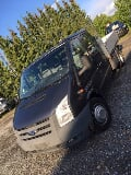 Photo Ford transit 2.4 tdci plateau ridelle 100000km!