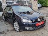Photo Volkswagen Golf Cabriolet 1.6 cr tdi serie...