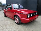 Photo 1991 VW Golf - Cabrio