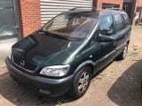 Photo Opel zafira diesel 2003