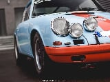 Photo 1968 Porsche 911 - 911R Tribute