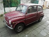 Photo Échange fiat 600