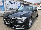 Photo Used bmw 740 saloon d x-drive leather pdc head...