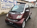 Photo Smart Fortwo 0.8 cdi passion softouch cabrio...