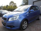Photo Chevrolet aveo essence 2009