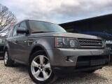 Photo Land rover range rover sport diesel 2010