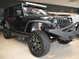 Photo Jeep Wrangler Unlimited