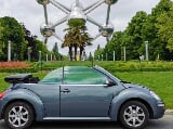 Photo Vw new beetle cabrio airco