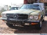 Photo Mercedes-Benz 450 SL de 1973 cabriolet