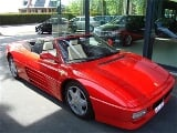 Photo Ferrari 348 Spider 3.4i V8