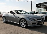 Photo Mercedes-Benz SLK 250 CDI * PACK AMG * NAVI *,...