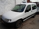 Photo Citroen berlingo 1900d de 2002