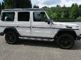 Photo Mercedes-benz g 350 bluetec