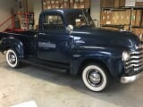 Photo CHEVROLET Pick-up Essence 1953