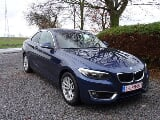 Photo Bmw serie 2 coupe 220d 2015 automatique 78700km...