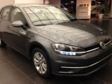 Photo Volkswagen golf diesel 2018
