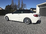Photo BMW M235i Cabriolet Steptronic Hifi HK Xenon M...