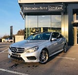 Photo Mercedes-Benz E 200d - AMG LINE - GPS - Toit...