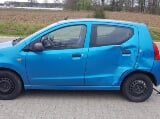 Photo Suzuki alto 1.0 essence Anee 2010 Klima, accident
