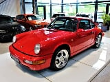 Photo Porsche 964 911 Carrera 4