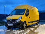 Photo Renault Master occasion Jaune 49289 Km 2016...
