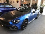 Photo Abarth 124 spider essence 2018