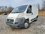Photo Fiat Ducato 2.2 jtd - 3 places - utilitaire