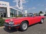 Photo Jaguar xjs cabrio v12