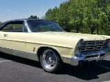 Photo Ford Galaxie 1967