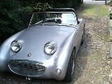 Photo Austin Healey Frogeye 1959 Moteur série A 1275...