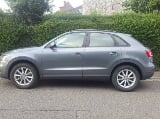 Photo Audi Q3 2.0 TDi cuir/gps/ full option 140cv