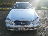 Photo Voiture Mercedes 220CDI Coupé Sport 2001