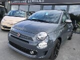 Photo Fiat 500 occasion Gris 1 Km 2018 13.490 eur