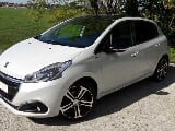 Photo Peugeot 208 diesel - 2015 1.6 bluehdi gt line s&