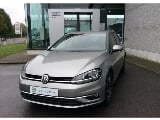 Photo Volkswagen golf diesel 2019