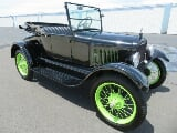 Photo Ford Model T 1927