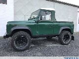 Photo Land rover defender 90 td5 pick-up -
