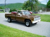 Photo Chevrolet C/K Pickup 1500 1981