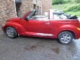 Photo Vendre chrysler pt cruiser cabriolet