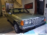 Photo Mercedes w123 230ce automatique 320000km 1984