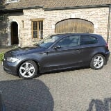 Photo BMW 120 D Sportshatch Dynamic line avec airco