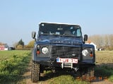 Photo Land rover Defender 110