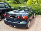 Photo Renault Megane Cabriolet