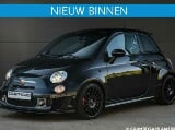 Photo Abarth 595 Turismo T-Jet Xenon Interscope Monza