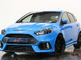Photo Ford Focus RS 2.3 ecoboost 4x4 - tvac - utilitaire