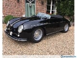 Photo Porsche 356 Speedster (Replica) by Vintage