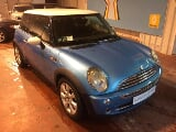 Photo Mini Cooper 1.6i climatronic